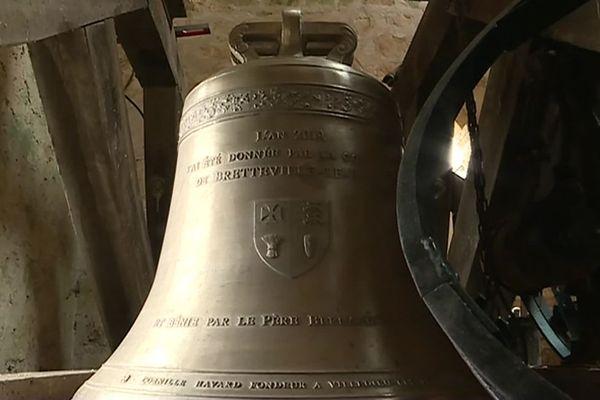 Les cloches de Bretteville le Rabet sont de retour
