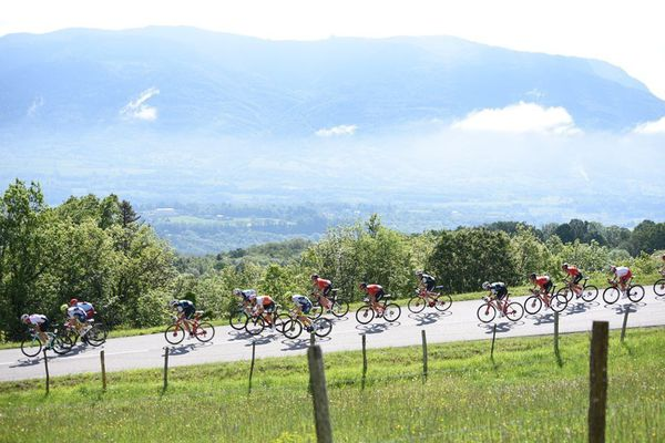Le Tour de l'Ain en direct sur France 3 Auvergne-Rhône.
