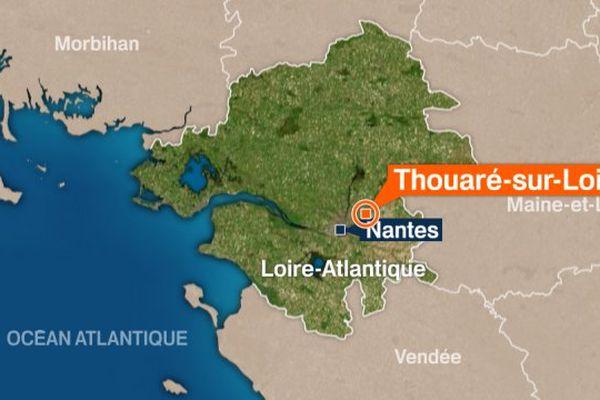 Attention si vous prévoyez d'emprunter le Grand Pont de Thouaré-Sur-Loire le week-end du 15 août !