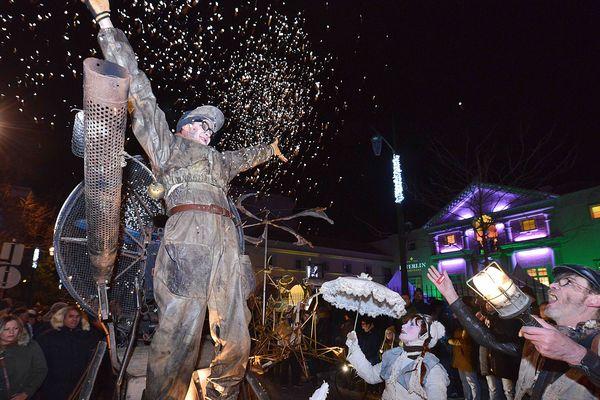 Les habits de Lumière rassemble chaque année 50.000 spectateurs à Epernay.
