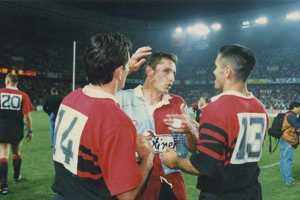 La finale de 1997 avait été remportée par le Stade Toulousain face à Bourgoin