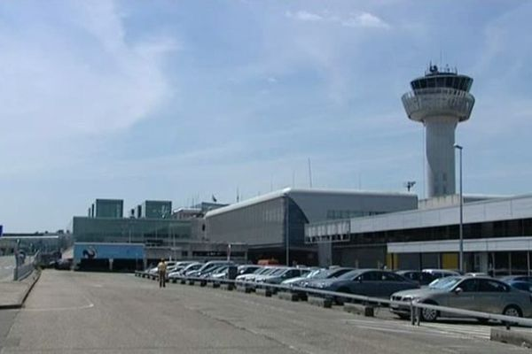 L'aéroport de Bordeaux-Mérignac. Photo d'illustration.