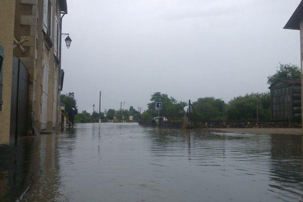 Une rue de Savigny