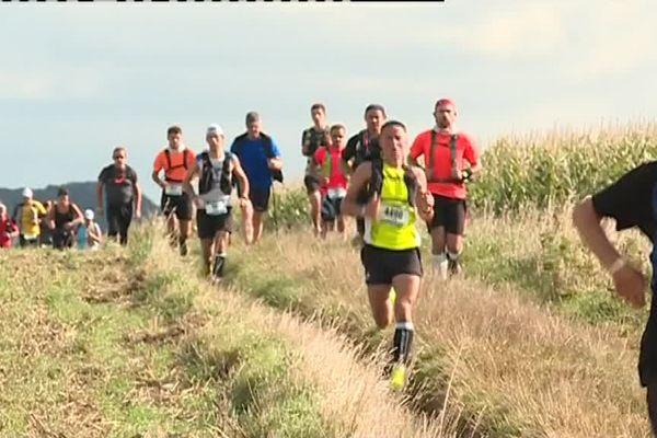 Le onzième trail de la Côte d'Opale a réuni 7000 participants.