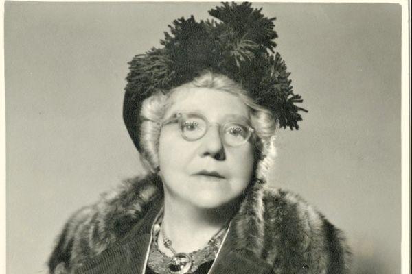 La chirurgienne Suzanne Noël en 1949