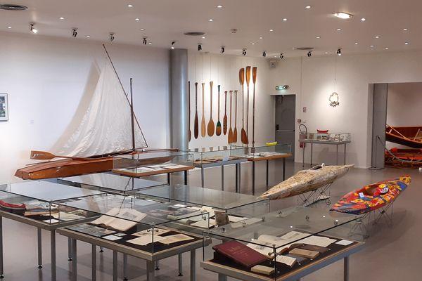 Exposition Cano(t)page à la médiathèque de Châteauroux.