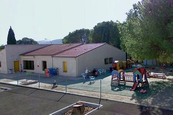 Le Boulou (Pyrénées-Orientales) - école maternelle - archives