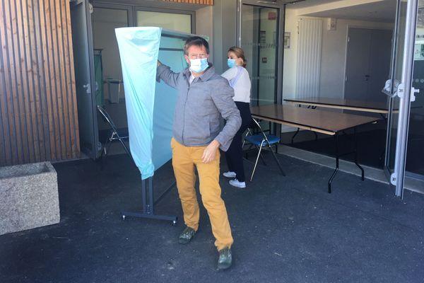 Le médecin généraliste de Ouessant met en place un point de dépistage à la salle des fêtes après la détection de trois cas positifs au coronavirus sur l'île