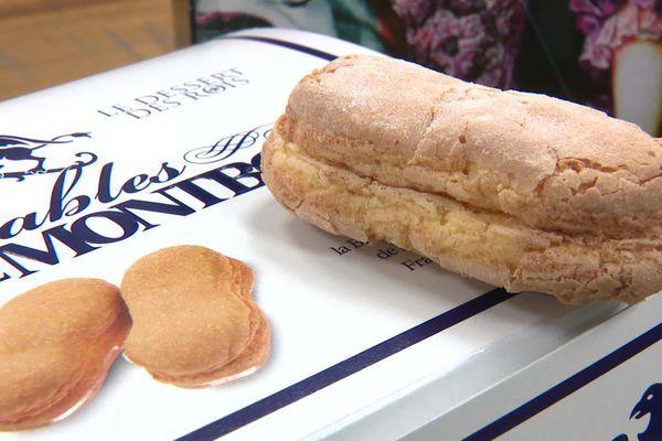 Le biscuit était fabriqué à Montbozon depuis que le cuisinier de Louis XVI y avait légué la recette en 1795.