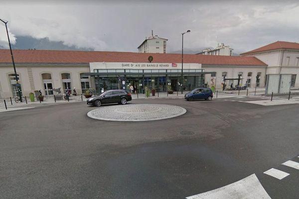 Gare d'Aix-les-Bains