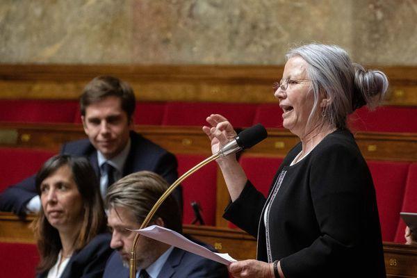 Exclue de LREM en juin 2019, la députée de l'Oise Agnès Thill rejoint le groupe UDI et Indépendants