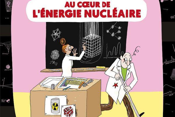 """""""Au cœur de l'énergie nucléaire paraît le 25 mars aux éditions EDP sciences."""