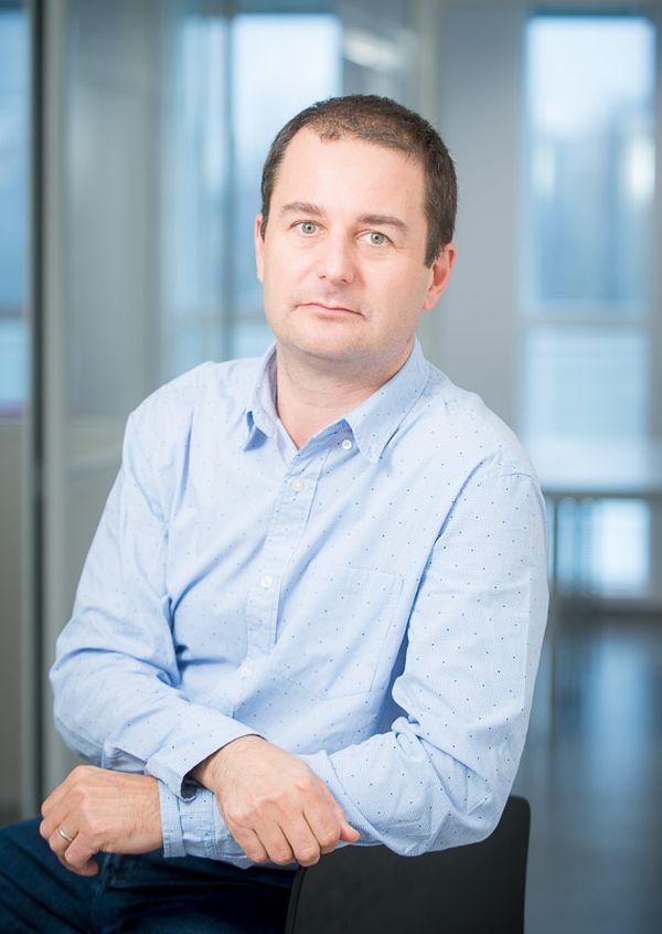 Alexis Peyroles, directeur général d'OSE Immunotherapeutics développe le vaccin CoVepiT contre la COVID-19