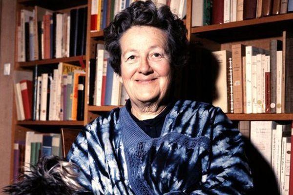 Germaine Tillion, grande figure de la Résistance, est décédée en 2008.
