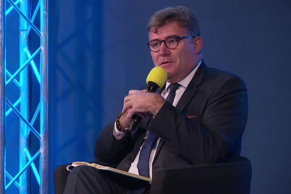 Christophe Sirugue, ancien membre du gouvernement de Bernard Cazeneuve prend la direction de Nausicaá le 1er janvier 2021