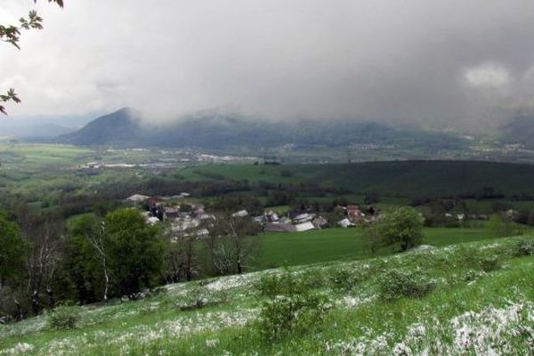 A Saint-Honoré en Isère