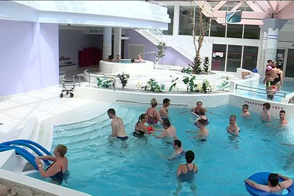 Ce lundi, le centre aquatique de Châtellerault était de nouveau accessible au grand public.