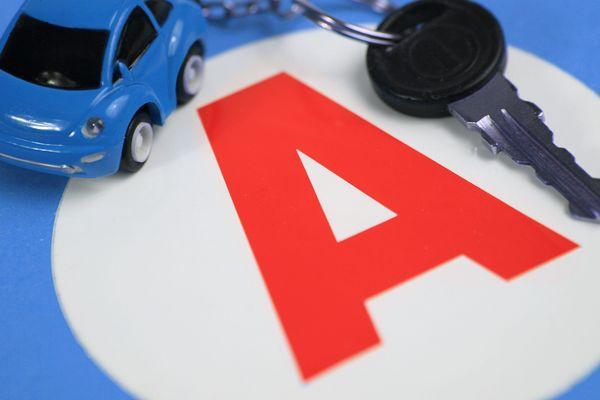 Il y avait un A sur l'Audi, qui roulait à 186 km/h au lieu de 110.