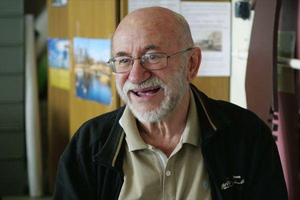 Michel Ricoud, conseiller municipal et président CNL45