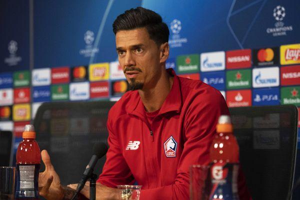 José Fonte en septembre 2019.