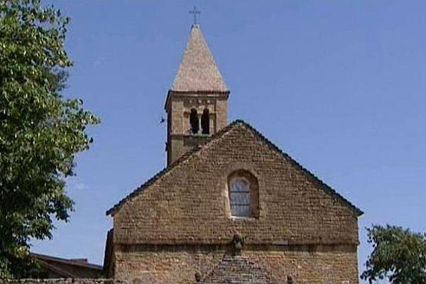 La communauté de Taizé, en Saône-et-Loire, dans le sud de la  Bourgogne.
