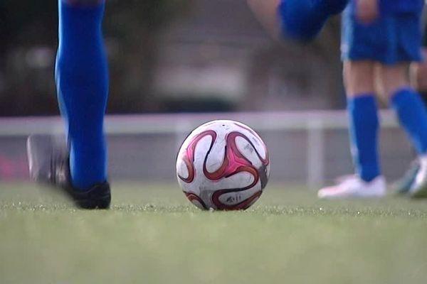 Deux blessés côté français suite à un match de foot U17 entre les équipes de Custines et Duisbourg.