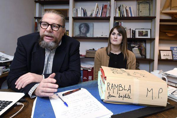 """Pour les avocats de Jean-Baptiste Rambla, Frédéric David et Aurélie Joly, cet appel est un moyen pour """"continuer à exister""""."""