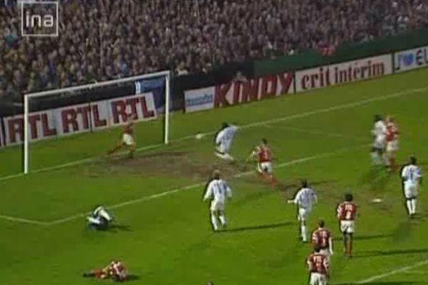 En 1993, le FCR rencontrait l'OM déjà en 16e de finale de la Coupe de France.