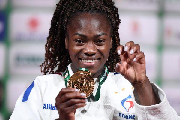 Clarisse Agbegnenou, championne du monde pour la cinquième fois en juin à Budapest, se battra pour l'or olympique à Tokyo. Elle sera porte-drapeau lors de la cérémonie d'ouverture le 23 juillet.
