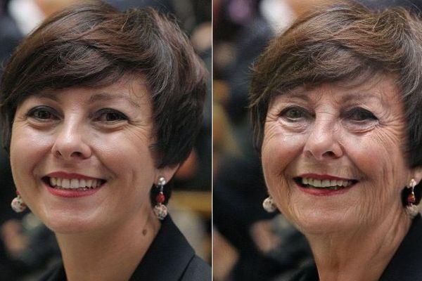 La président de la région Occitanie, Carole Delga