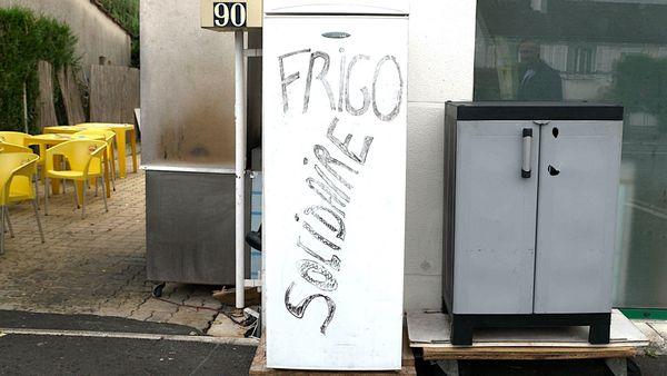 Le frigo solidaire est installé à Saint-Jean-de-Braye