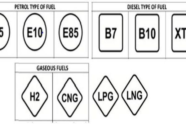 Les carburants ont un nouveau nom et une nouvelle forme géométrique