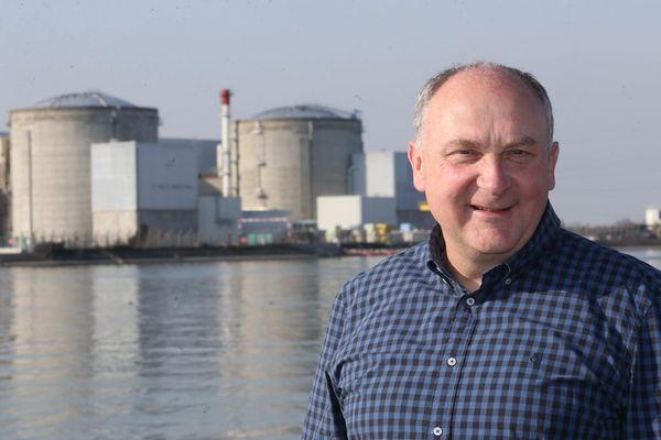Claude Brender se bat pour que la communauté de communes Pays Rhin-Brisach ne soit pas trop pénalisée fiscalement avec l'arrêt de la centrale