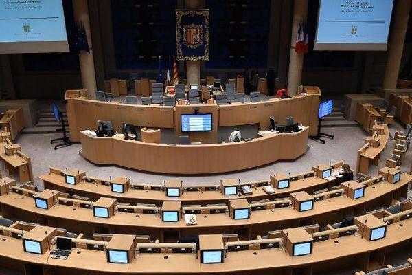 Vendredi 18 décembre à partir de 9h50 suivez en direct l'élection du président de la région Provence-Alpes-Côte d'Azur