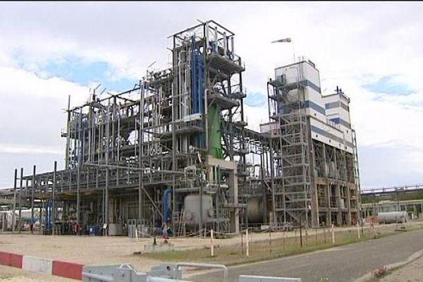 L'usine Solvay à Tavaux (39)