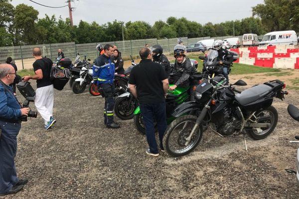 Sécurité routière - Une journée de la moto et du scooter à Vescovato (Haute-Corse) était organisée le samedi 6 mai 2017