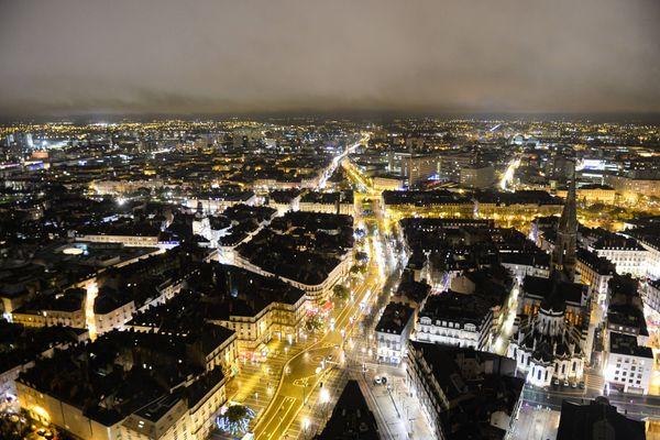 Le centre de Nantes, la nuit source de tensions et d'insécurité