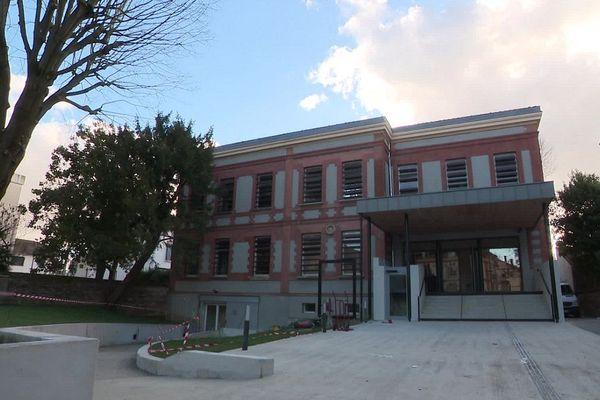La nouvelle salle d'exposition du musée accueillera un programme annuel d'expositions temporaires.