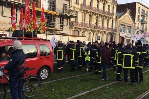 Les pompiers havrais sont mobilisés