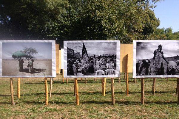 Le travail de Frédéric Sautereau, invité d'honneur en 2009, est exposé à Barrobjectif pour les 20 ans du festival.