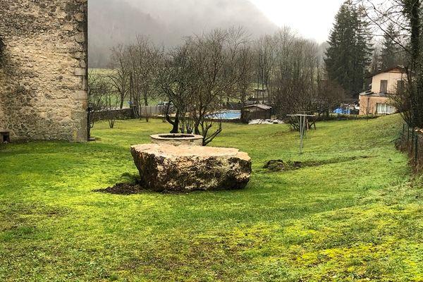 Ain : chute de rochers à Rossillon la nuit dernière