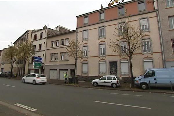 C'est au niveau du boulevard côte Blatin à Clermont-ferrand qu'un jeune de 21 ans a été tué après avoir été poignardé lors d'une soirée étudiante le samedi 21 octobre