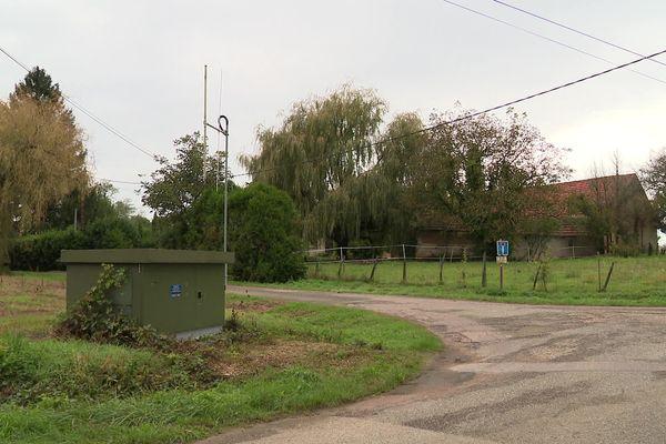 Une dizaine d'habitants de Thurey est concernée.