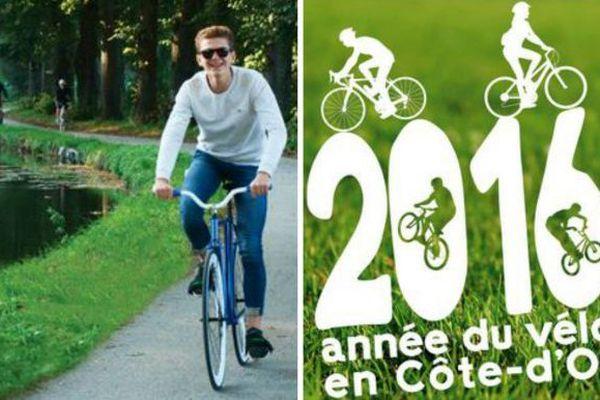 2016 est l'année du vélo en Côte-d'Or