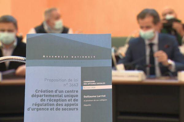 Plusieurs élus ont créé un collectif pour défendre la création d'un centre départemental unique de réception et de régulation des appels d'urgence.