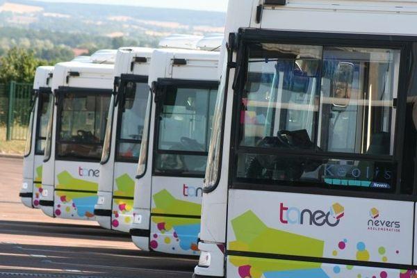 Le réseau Tanéo de Nevers