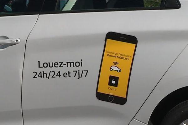 Les voitures en autopartage sont arrivées à Cagnes-sur-mer.