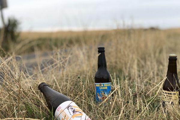 Sur la route des bières artisanales bretonnes.