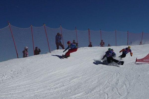 La Coupe d'Europe de snowboardercross se déroulera à Peyragudes pour la seconde fois en 2014