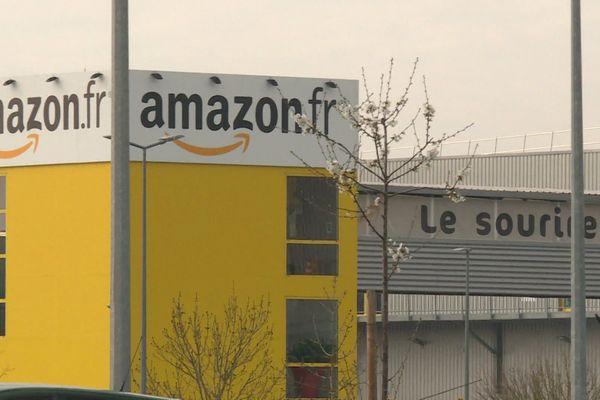 Les entrepôts d'Amazon à Saran (Loiret) fermés jusqu'au 18 mai 2020